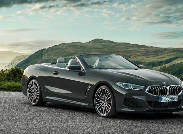 Названы цены на новый кабриолет BMW 8-й серии