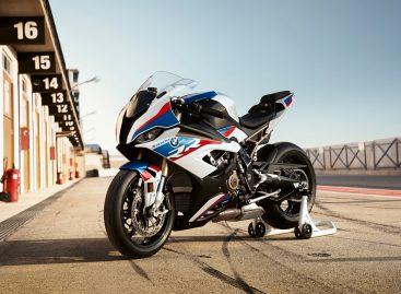 BMW Motorrad представляет пакет опций M и M Performance для нового BMW S 1000 RR