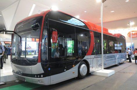 Электробусы BYD eBus завоевывают Европу