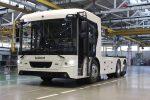 «Богдан» представил первый украинский электрический грузовик — ERCV27