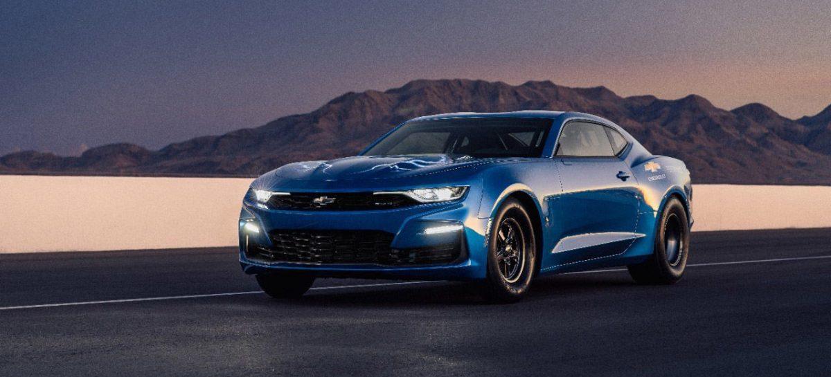 Chevrolet рассматривает выпуск электрической версии Camaro