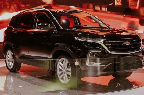 Состоялся дебют кроссовера Chevrolet Captiva