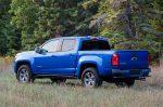 Chevrolet Colorado доработали для серьезного бездорожья