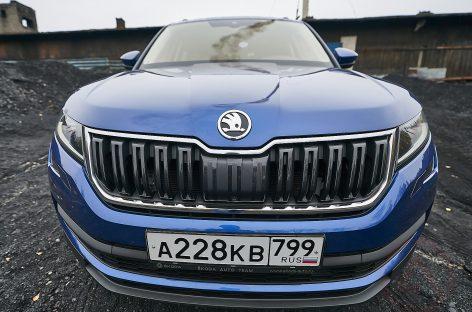 Škoda предлагает клиентам выгодные условия на покупку автомобилей в апреле