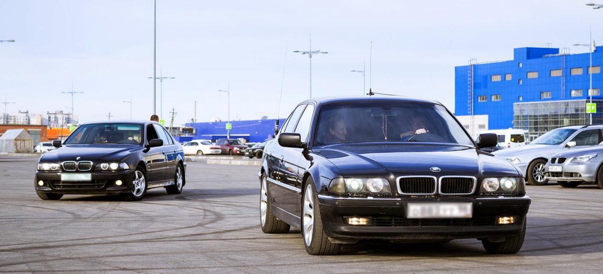 Падение спроса на подержанные люксовые автомобили