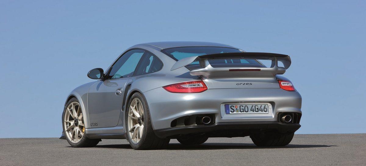 Porsche 997 предлагал огромное количество комплектаций