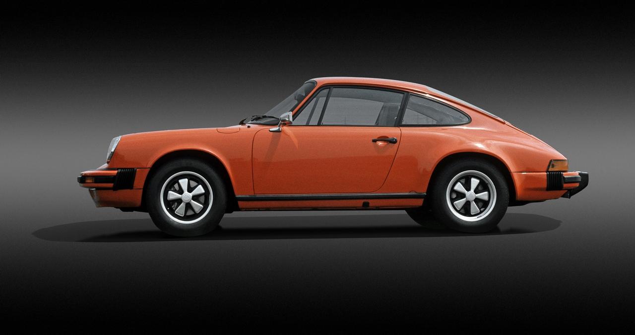 Die G-Serie Porsche 911 SC