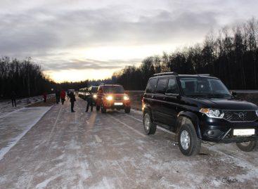 УАЗ показал рекордные продажи запасных частей