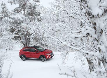 Журнал OFF ROAD Германия назвал Mitsubishi Eclipse Cross  кроссовером № 1