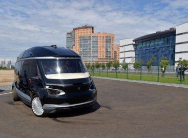 Беспилотный электробус ШАТЛ от КамАЗ может выйти в серию уже в 2022 году