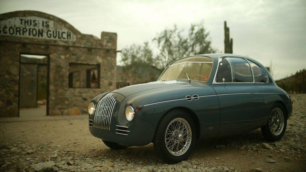 1949 Fiat Topolino 750ММ Zagato GT