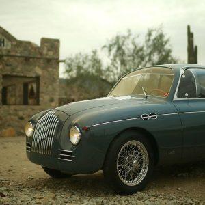 1949 год – Fiat Topolino 750ММ Zagato GT