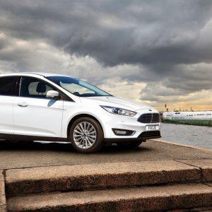 Российские Ford Focus, Ford Kuga и Ford Mondeo получили новую специальную серию