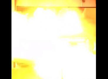 Форсированный до 1220 л.с. дизель пикапа Ford F-350 взорвался во время теста