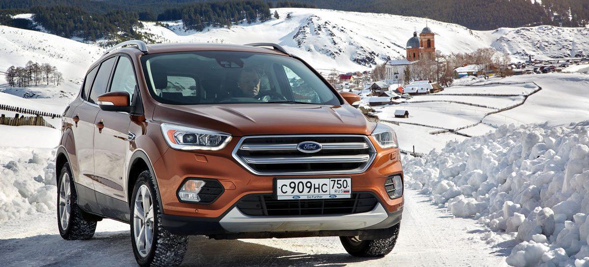 Российские покупатели Ford предпочитают трехлетние кредиты