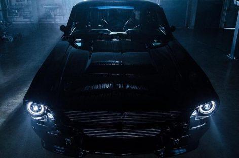 Электрический Mustang от Charge