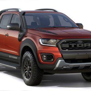 Дебют Ford Ranger Storm в Бразилии