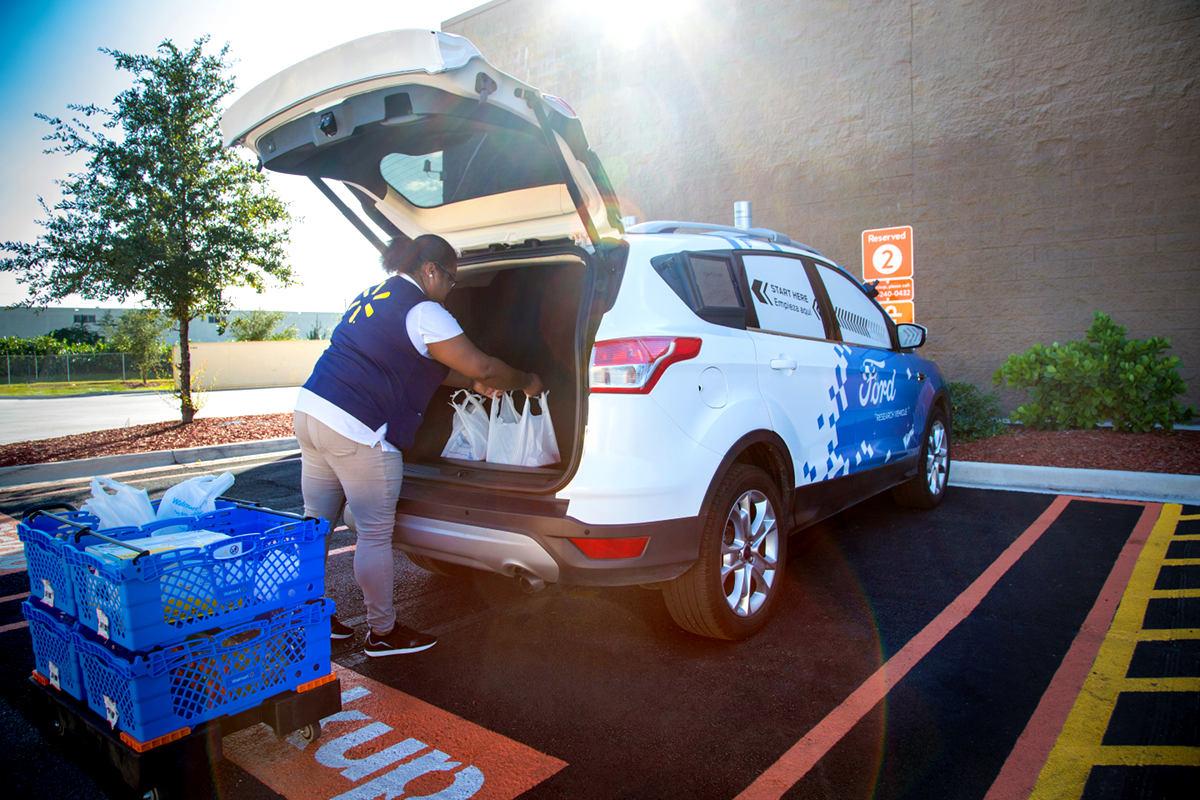 Ford-Walmart