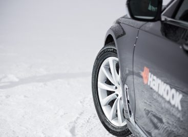 Hankook поставляет шины для нового Ford Focus Active