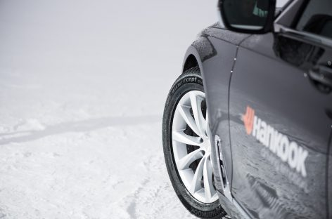 Hankook поставляет шины для нового Ford Focus Active
