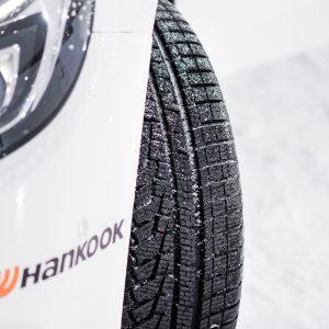 Шины Hankook прошли зимние испытания