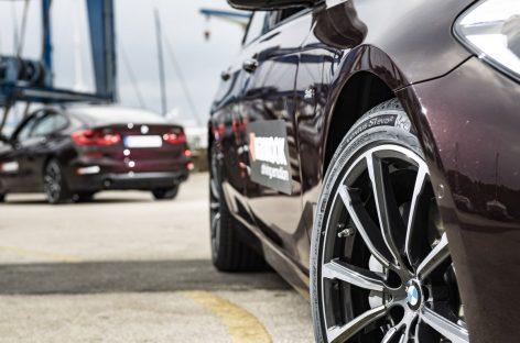 Летние шины Hankook для автомобилей премиум-класса