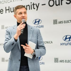 В Hyundai Motorstudio открылась выставка «Будущее человечества - общество для всех»