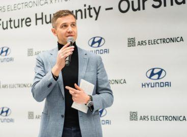 В Hyundai Motorstudio открылась выставка «Будущее человечества – общество для всех»