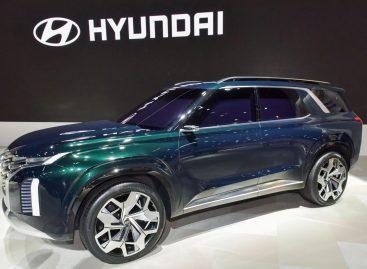 Дебют Hyundai Palisade в Лос-Анджелесе