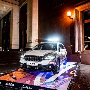 Suzuki выступила партнером премии журнала ОК! «Больше чем звезды»