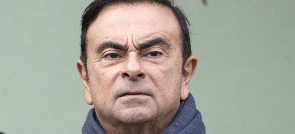 Карлос Гон арестован по обвинению в финансовых злоупотреблениях