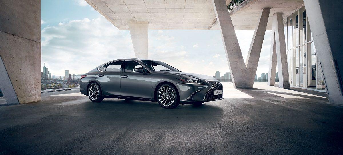 Сценарий рекламного видеоролика Lexus ES написан искусственным интеллектом
