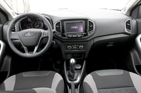 Автоваз отзывает более тысячи автомобилей Lada Xray