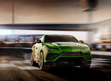 Представлен концепт суперкара Lamborghini Urus ST-X