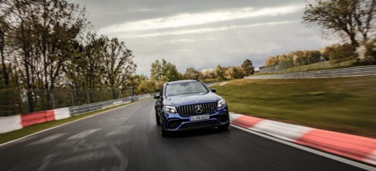 New Mercedes GLC 2018