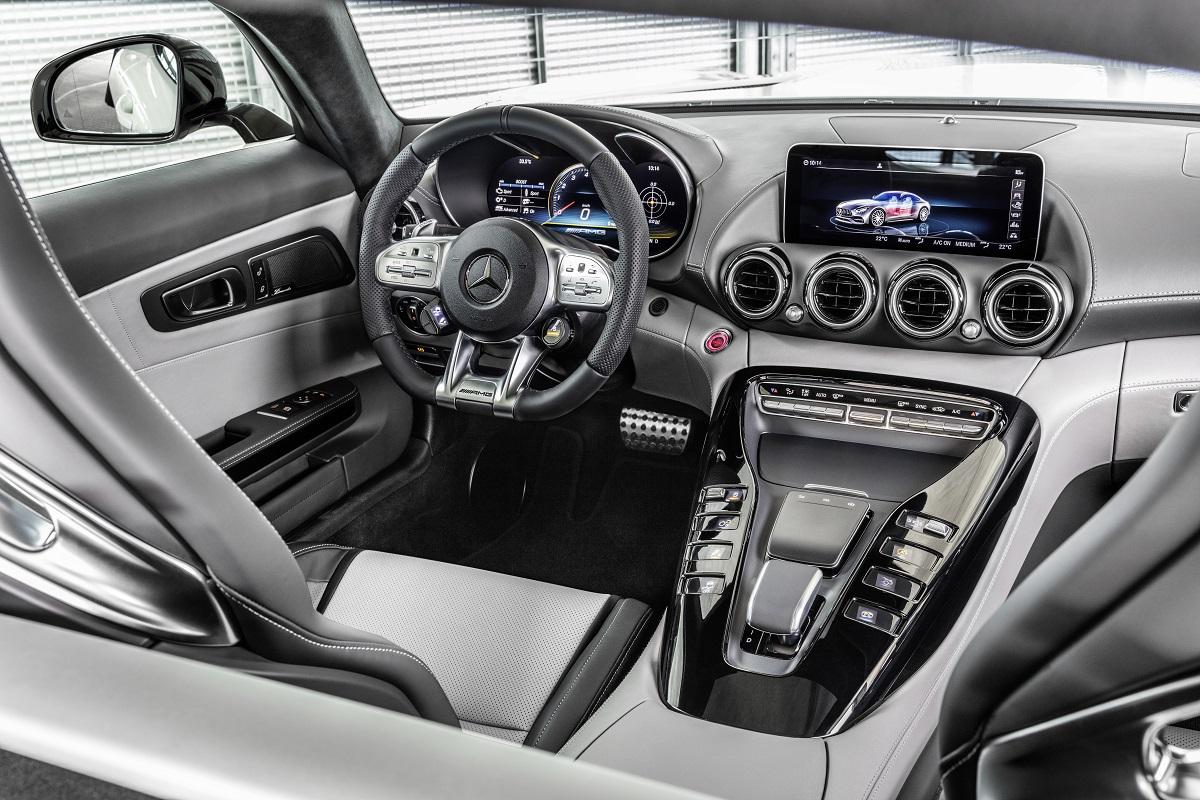 Mercedes-AMG GT (2018)