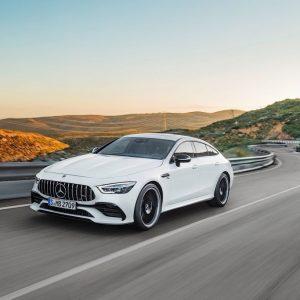 Озвучена цена Mercedes-Benz AMG GT в России