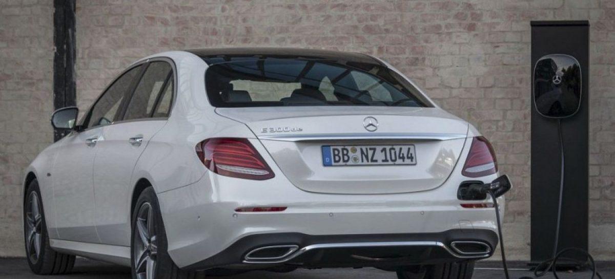 Названы цены для дизель-гибридной версии Mercedes-Benz E-Class