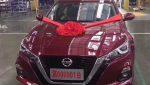 Новое поколение Nissan Altima встало на конвейер