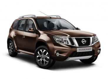 Представлен обновленный Nissan Terrano