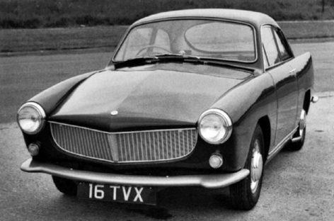 Ogle – первые автомобили стоили £1574