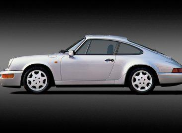 Серия 964: новый этап Porshe 911