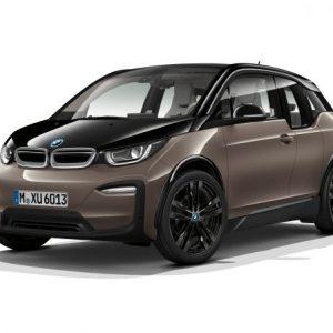 Объявлены цены на новые BMW i3 и i3s