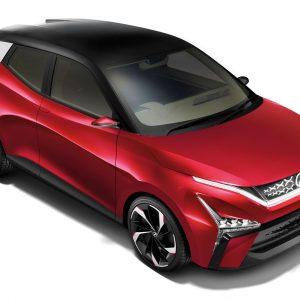 Малайзийский партнер Daihatsu представил кроссовер X-Concept