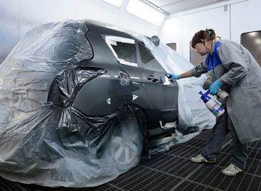 Минпромторг отказался от идеи обязать автопроизводителей использовать отечественные краски