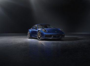 Мировая премьера Porsche 911 состоялась в Лос-Анджелесе