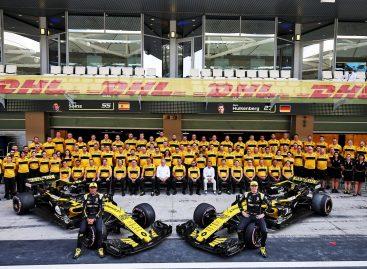 В кубке конструкторов Формулы-1 в 2018 году Renault завоевала 4-е место