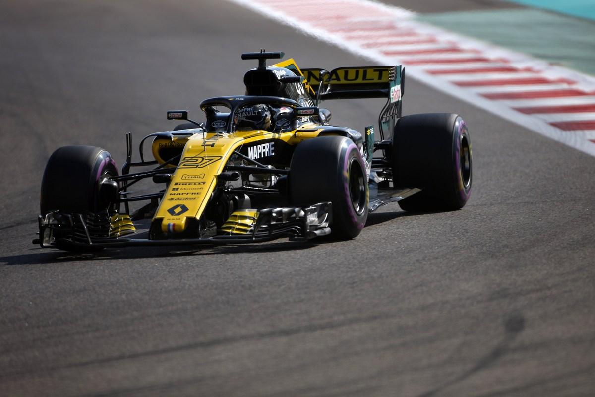 Renault f-1