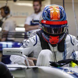 Кубица подписал контракт с Williams