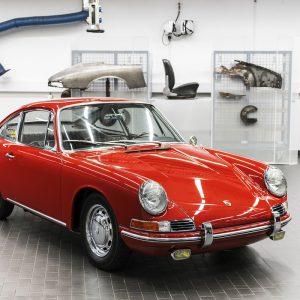 В Лос-Анджелесе состоится мировая премьера восьмого поколения Porsche 911